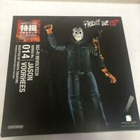 [FROM JAPAN]SCI-FI REVOLTECH SERIES 014 Jason Voorhees Action Figure Kaiyodo