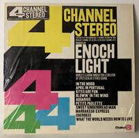Enoch Light 4 Channel Demonstration PR-D700 Lp Record NM Shrink