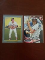 Brooks Robinson Baltimore Orioles 2020 Topps 2-Card Lot