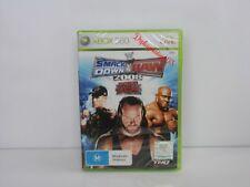 WWE SMACK DOWN  VS RAW 2008 FEATURING ECW XBOX360 Brand New & Sealed ,100% PAL