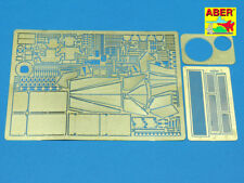 PHOTO-ETCHED UPGRADE SET FOR CROMWELL MK.I  TO TAMIYA KIT #35061 1/35 ABER