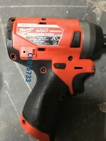 Milwaukee 2553-20 1/4-Inch M12 FUEL Hex Impact Driver brand new tool only