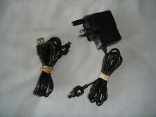 DORO SWITCHING POWER ADAPTER - MODEL NO: HKA00605006-4C - WITH MICRO USB CABLE.