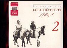 LUCIO BATTISTI-LE AVVENTURE VOL 2 BOX 3 CD   NUOVO SIGILLATO