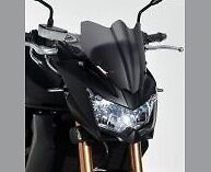Saute vent Ermax bulle HP KAWASAKI  Z 750 R 2011 2012 couleurs Gris !