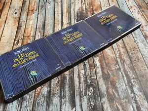 CD: Die 13 1/2 Leben des Käpt'n Blaubär - Walter Moers - Hörbuch 16 CDs