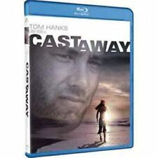 Blu Ray  CAST AWAY - (2001) *** Tom Hanks ***  ......NUOVO