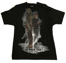 Dream Team Freddy Vs Jason T Shirt Size L Nightmare On Elm Street Friday 13th