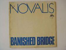 "NOVALIS Banished Bridge 12"" Vinyl LP VG BRAIN Metronome 1029 KRAUTROCK"