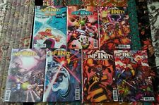 MARVEL COMICS - Infinity Countdown: Prime, 1-5, Adam Warlock - New, first prints