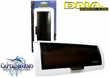 DNA MARINE WATERPROOF HEAD UNIT CASE COVER FRONT BOAT STEREO  - WHITE MAF001