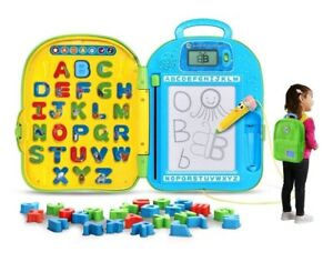 Leapfrog Go with Me Backpack Mr. Pencil Learning Toy Phonics New in Box