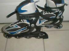 Bladerunner Inline Skates Advantage Pro Size 10M 78 mph Max Blue Grey Black Men