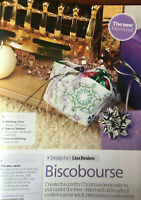 CROSS STITCH CHART Christmas Biscobourse Merry Christmas Keepsake PATTERN ONLY