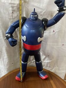 """Jumbo Vintage Possibly Fan Made Gigantic Tetsujin T 28 Over 20"""" Tall"""