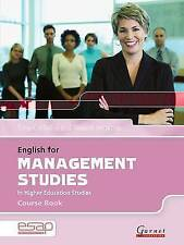 English for Management Studies in Higher Education Studies by Tony Corballis,...