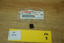 Yamaha YZF-R6 5PW-2411J-01-00 DAMPER, SIDE COVER  Genuine NEU NOS xs4115