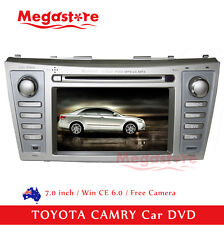 "7.0"" Car DVD GPS For TOYOTA CAMRY Altise Atera Sportivo Touring 2006 - 2011"