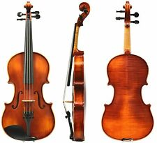 ADVANCED 1/4 SIZE VIOLIN,DOMINANT STRINGS+CASE + BOW, NEW