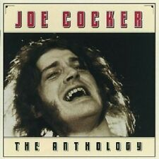"JOE COCKER ""THE ANTHOLOGY"" 2 CD NEW+"