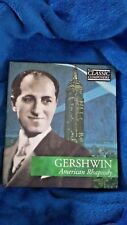 GEORGE GERSHWIN American Rhapsody From The Classic Composers Series