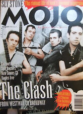 MOJO Magazine #9 The Clash