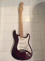 Wine Red 2003 Fender 'The Eye' Stratocaster MIM