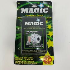 Magic Tapered Deck Magic Cards Professional Magic Tricks