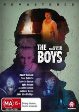 The Boys: Restored and Remastered - Nola NEW R4 DVD