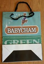 Babycham Nanny State carrier gift bag collectors item