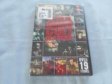 15-Film Horror Cult Classics Collection (DVD, 2012, 3-Disc Set) - NEW