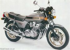 Honda CB750F CB900F Plateado Kit Calcomanía de versión de Bicicleta Tipo #2