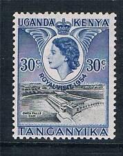 K.U.T. 1954 Royal Visit SG 166 MNH