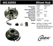 Axle Bearing and Hub Assembly fits 2005 Saturn Relay  CENTRIC PARTS