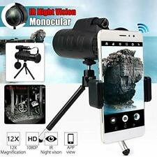 Mobile Phone APP View-able Wireless HD 40x60 Infrared Night Vision Telescope