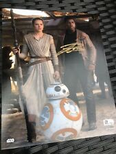 JOHN BOYEGA Star Wars 'Finn' Autograph Signed 8x10 Star Wars Authentics 2020