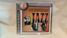 Rare VIntage Jazz 2 CDs Essentials Canada Import By Legacy Entertainment  cd3981