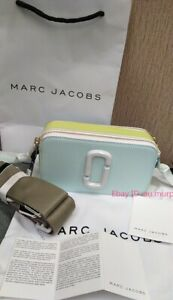 NWT Genuine Marc Jacobs Snapshot Ceramic Small Camera Bag -speical offer sales