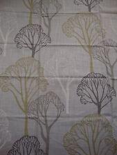 103 x 117cm  VILLA NOVA Delaware linen blend curtain fabric remnant