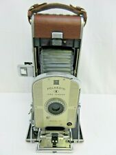Vintage Polaroid Land Camera Model 95 Folding Camera - Great Physical Shape