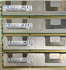 128GB Kit (32GB x 4) DDR3-1866MHz PC3-14900 LRDIMM 4Rx4 4x M386B4G70DM0-CMA3