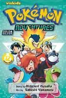 Pokemon Adventures Gold & Silver Vol. 12 2011 VIZ Media Manga English