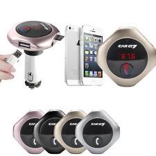 Bluetooth FM Transmitter USB Charger for iPod iPone 7 LG V20 V10 HTC 10 20 M9 M8