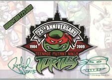 Peter Laird *UH* Teenage Mutant Ninja Turtles original signiert AK TOP NEU 8934