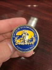 Crazy RARE Counter IED Explosive Ordnance Disposal EOD Challenge Coin. RARE Mint