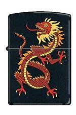 Zippo 8898 Oriental Dragon Black Lighter