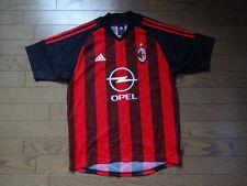 AC Milan 100% Original Jersey Shirt S 2002/03 Home BNWOT NEW Rare