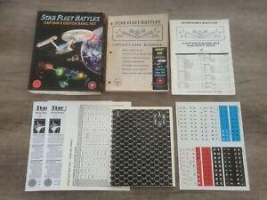 Star Fleet Battles: Captain's Edition Basic Set, Task Force Games