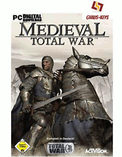 Medieval II 2 Total War STEAM PC Download Key Code Neu Global