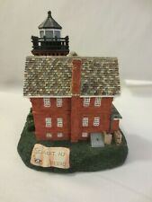 1998 Harbour Lights Society Exclusive Sea Girt Lighthouse Sculpture #509
